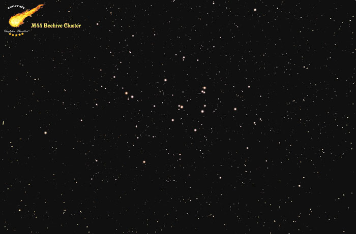 M44 Beehive Cluster